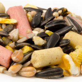 Table Bird Seed Mix Plus