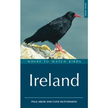 Where to Watch Birds in Ireland Book