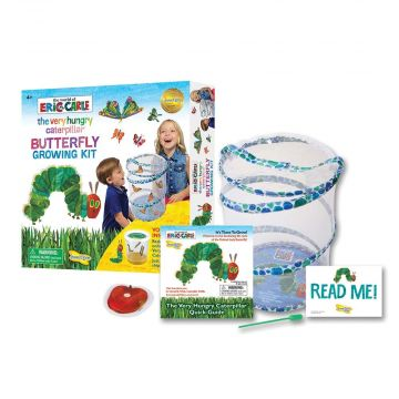 Very hungry caterpillar Butterfly set