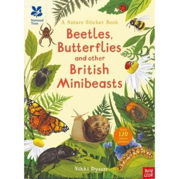 National Trust Beetles, Butterflies and Minibeasts