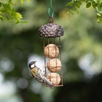 Acorn Fat Ball Bird Feeder