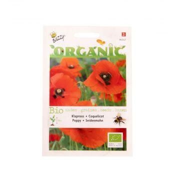 Buzzy® Organic Red Poppy (BIO)