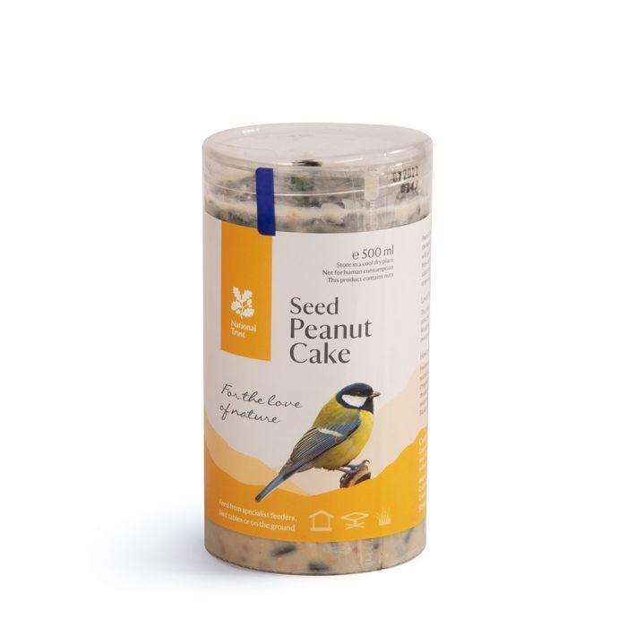 National Trust Seed Peanut Cake 500ml