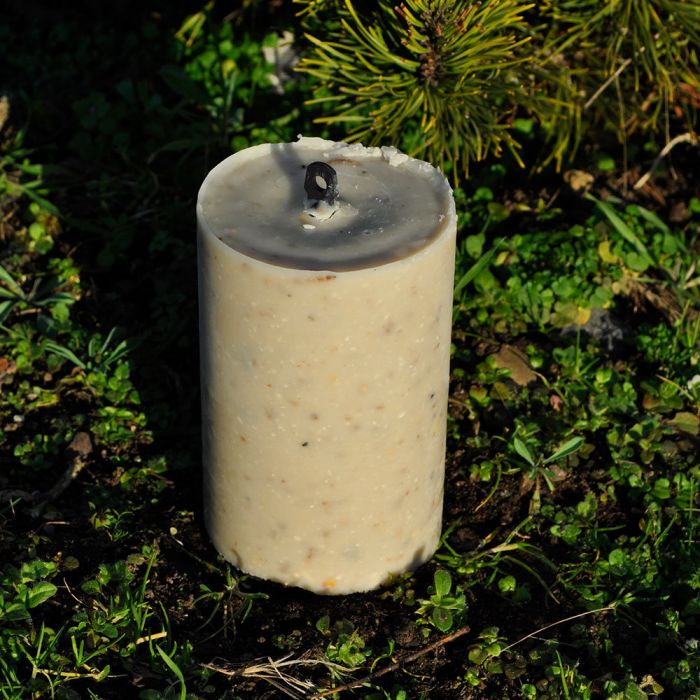 Peanut Cake Tube Gourmet Robin (500ml)