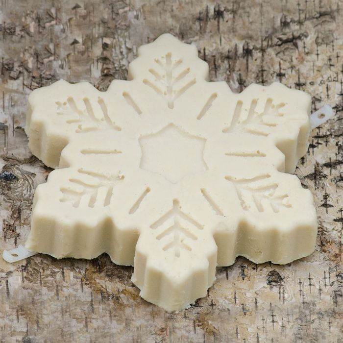 Suet Treat Snowflake