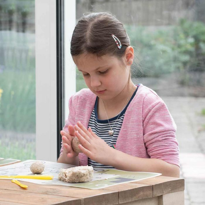 Peanut Butter Modelling Clay