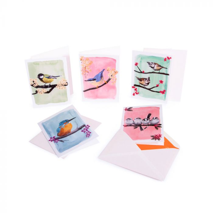 Myrte Greeting Card Set