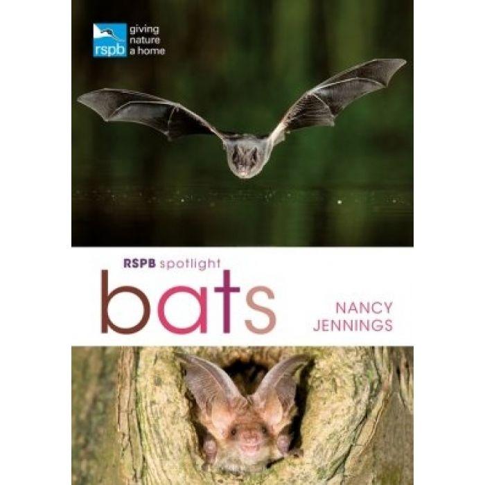 RSPB Spotlight: Bats Book