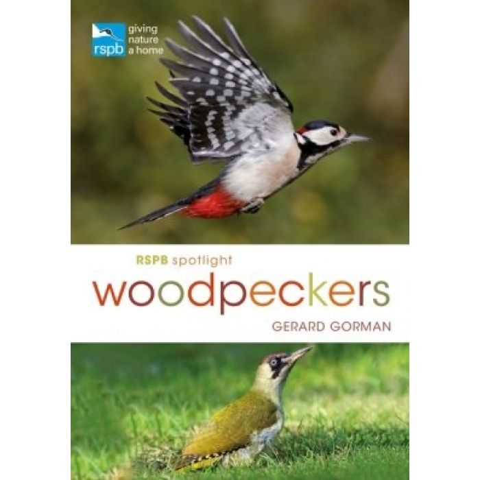 RSPB Spotlight: Woodpeckers Book