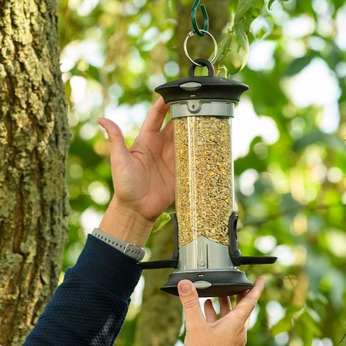 National Trust Apollo 2 Port Bird Seed Feeder