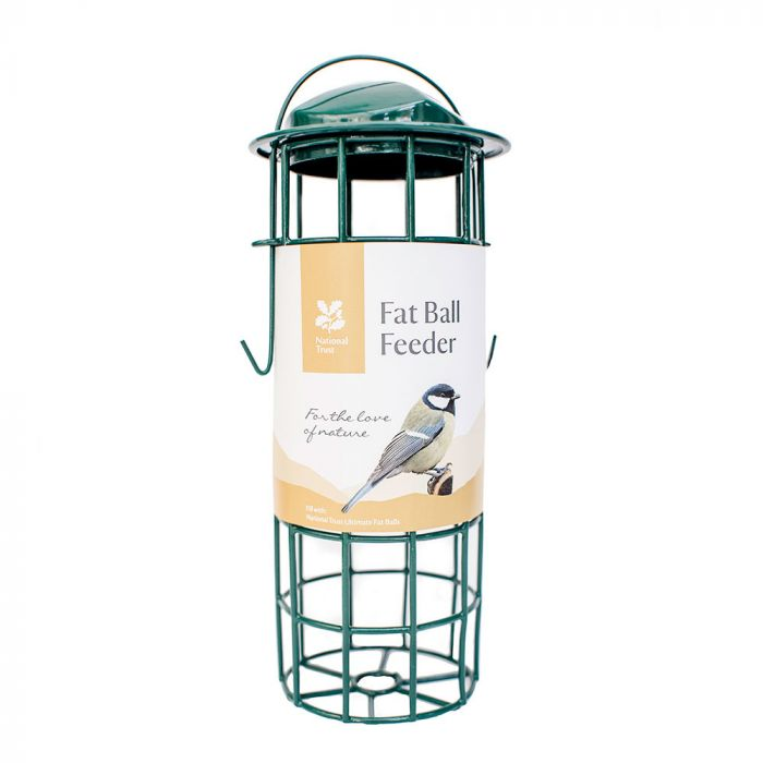National Trust Upright Fat Ball Bird Feeder
