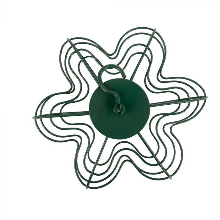 Fat Ball Star Feeder (Green)