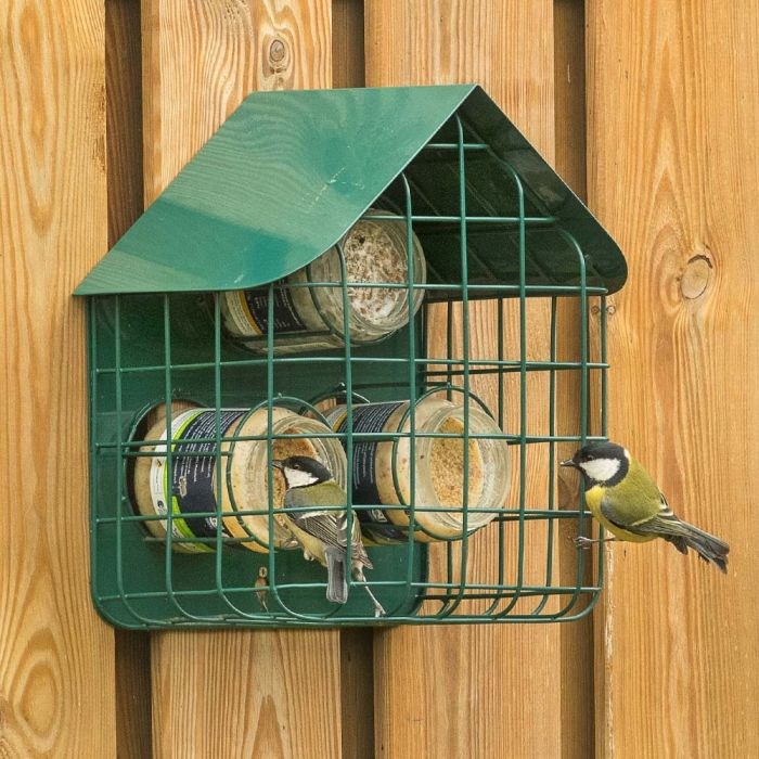Longford Peanut Butter Feeder with Guard