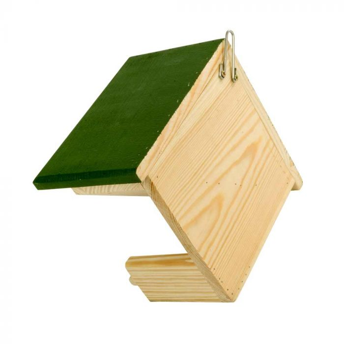 Cumberland Bird Feeder - Green