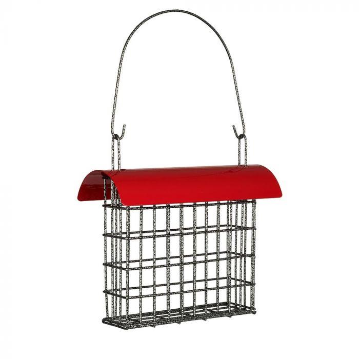 Sydney Bird Feeder - Red