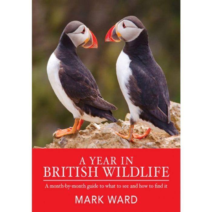 A Year in British Wildlife Book