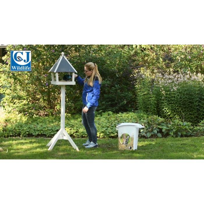 Bird Food Secure Storage Bucket