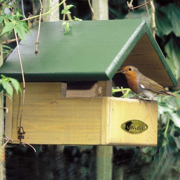 Blackbird Open Nest Box
