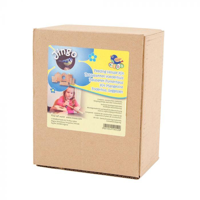 Jingo Feeding House Kit