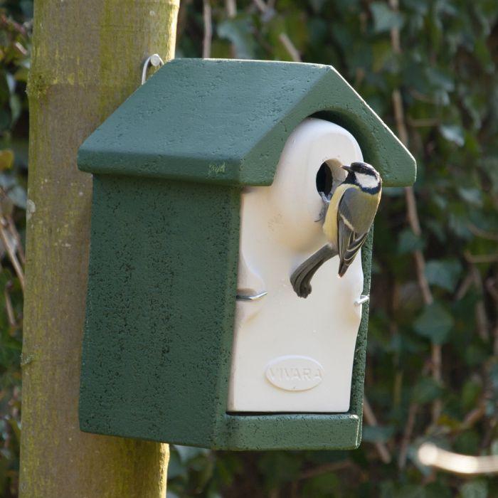 WoodStone®  Seville 32mm Nest Box (Green)