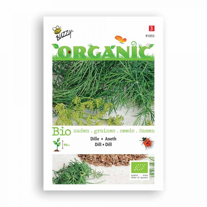 Buzzy® Organic Dill (BIO)