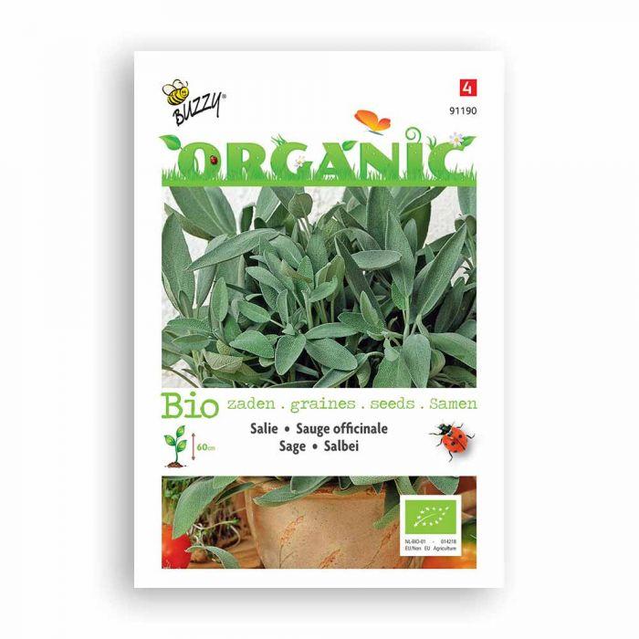 Buzzy® Organic Sage (BIO)