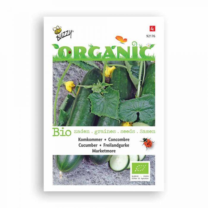 Buzzy® Organic Cucumber - Marketmore (BIO)