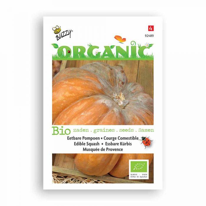 Buzzy® Organic Edible Squash - Musquée Pro