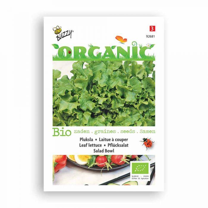 Buzzy® Organic Leaf Lettuce - Green Salad Bowl