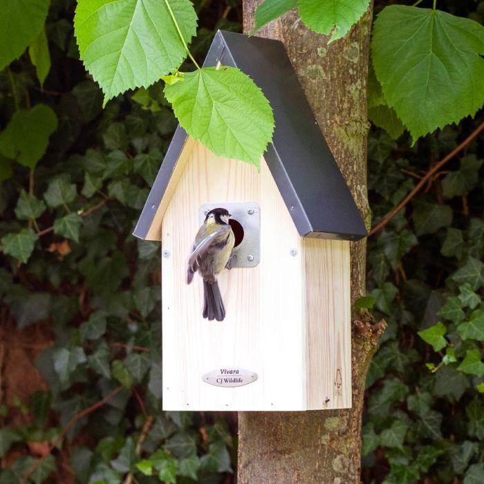 Juneau 34mm Nest Box