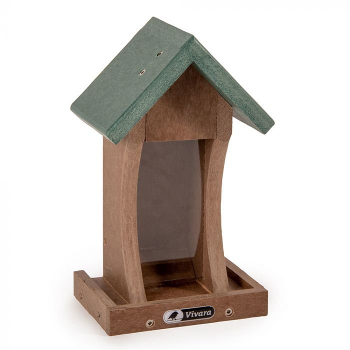 Cristallo Recycled Seed Feeder