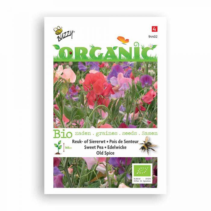 Buzzy® Organic Sweet Pea - Old Spice (BIO)