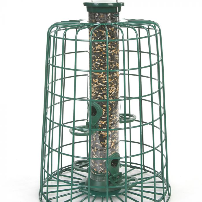 Guardian with 4 port Seed Feeder