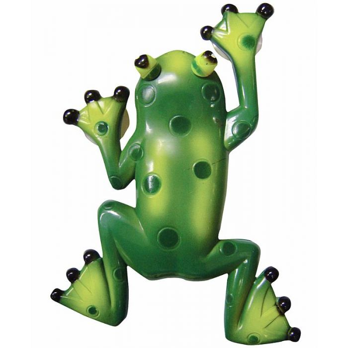 Window Thermometer Frog
