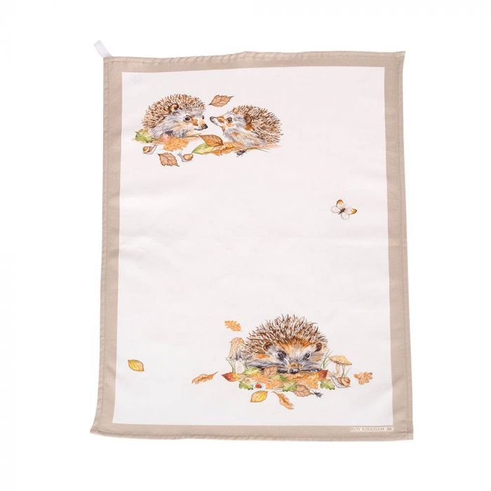 Hedgehog Tea Towel Set