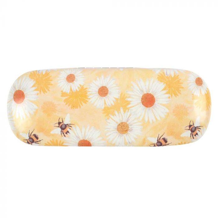 Bee & Daisy Glasses Case