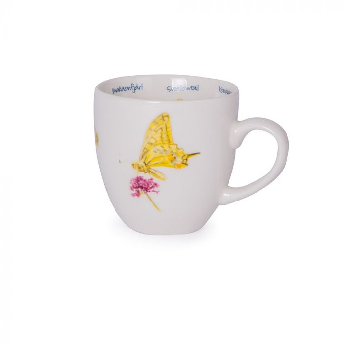 Swallow Tail Butterfly Mug