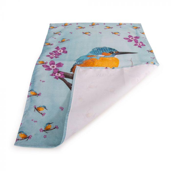 Myrte Kingfisher Tea Towel