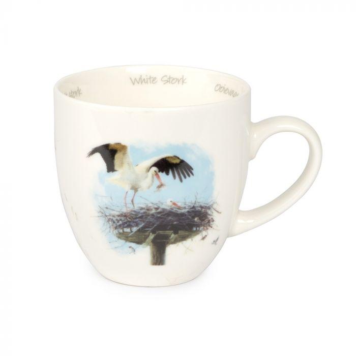 Stork Mug