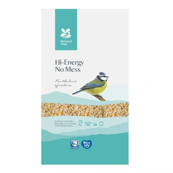 National Trust Hi-Energy No Mess