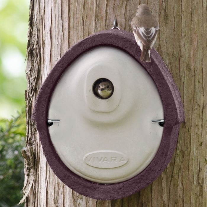 WoodStone® Alicante 32mm Nest Box (Brown)