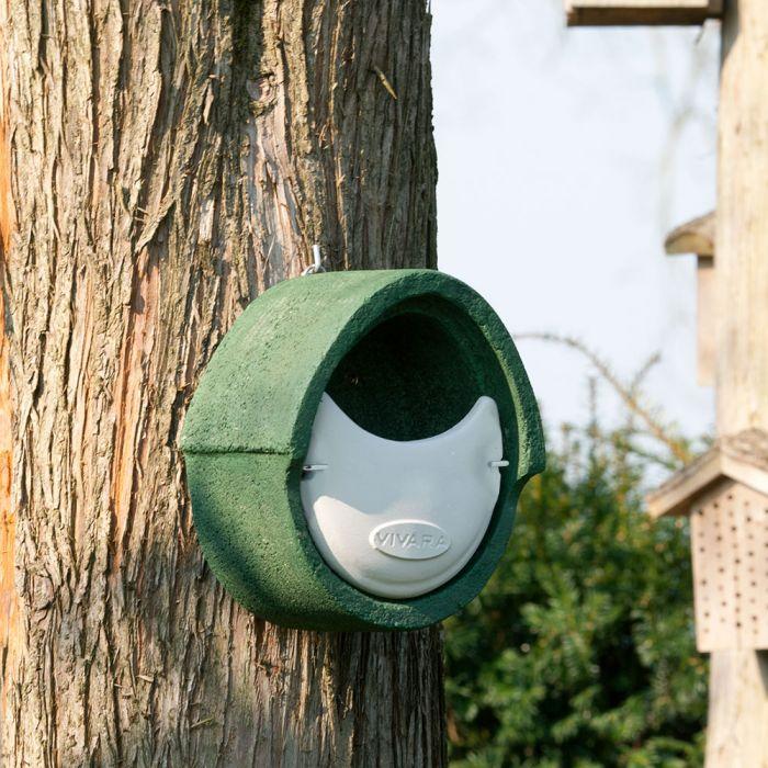 WoodStone® Alicante Open Nest Box (Green)