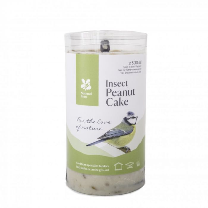 National Trust Insect Peanut Cake 500ml