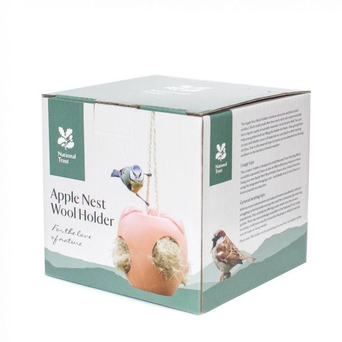 National Trust Apple Nest Wool Holder