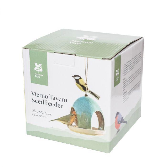National Trust Vierno Tavern Seed Feeder