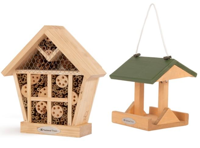 Wildlife and Bird Table