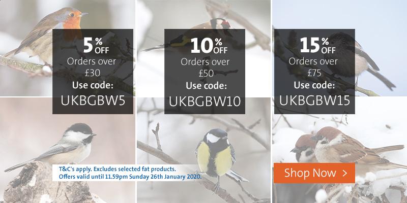 Big Garden BirdWatch Offer