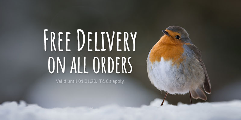 Robin - Free Delivery