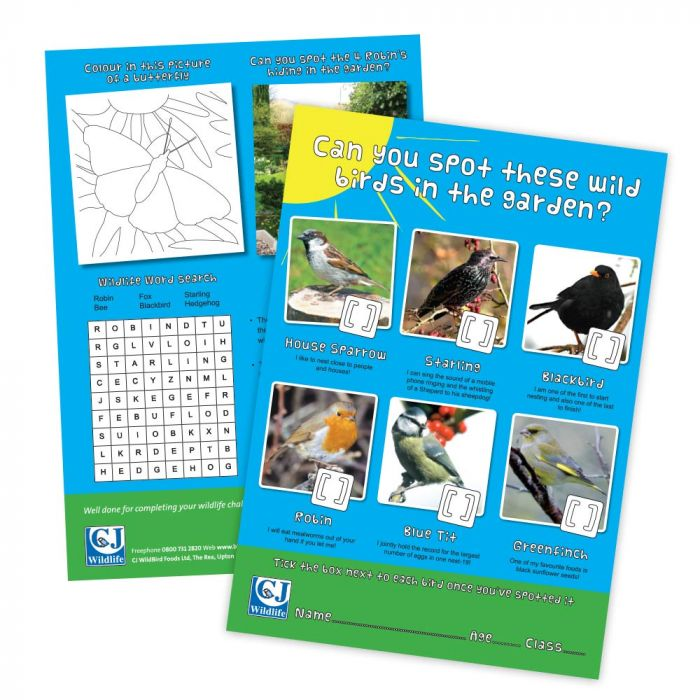 CJ's Key Stage 1 & 2 Free School Activity Packs