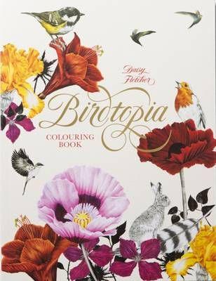 Birdtopia: Colouring Book